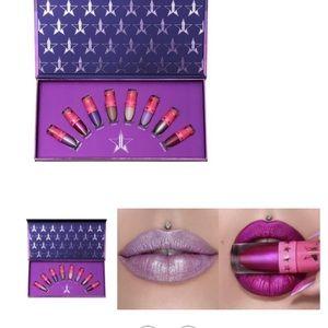Jeffree Star Queen B*tch mini lip set